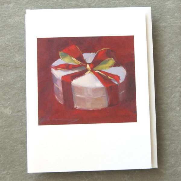 The Gift 5x7 Art Card Patty Canney