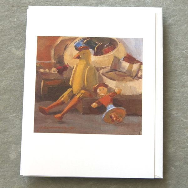 A Toy Story 5x7 Art Card Patty Canney