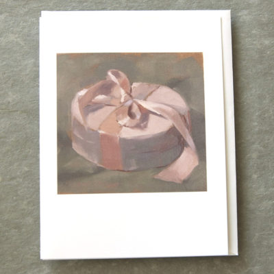 The Little Gift 5x7 Art Card Patty Canney