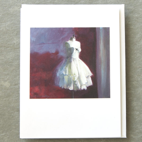 5x7 art cards Patricia Canney Studio The Red Door
