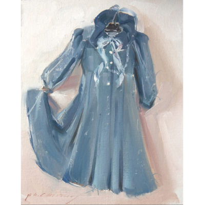 Pacanney minneapolis artist garments couture vintage blue